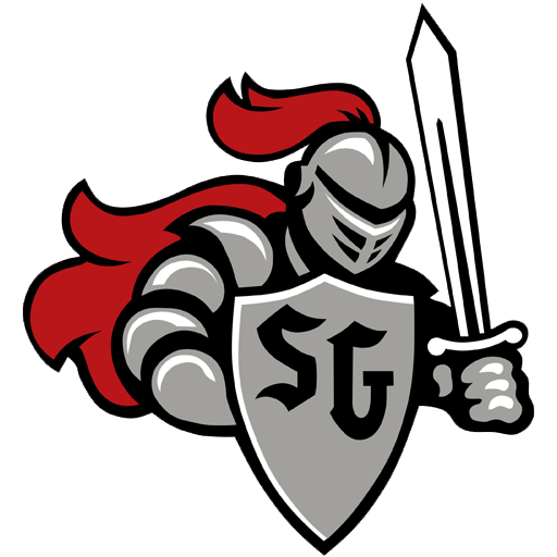 Stark Glass high resolution knight logo